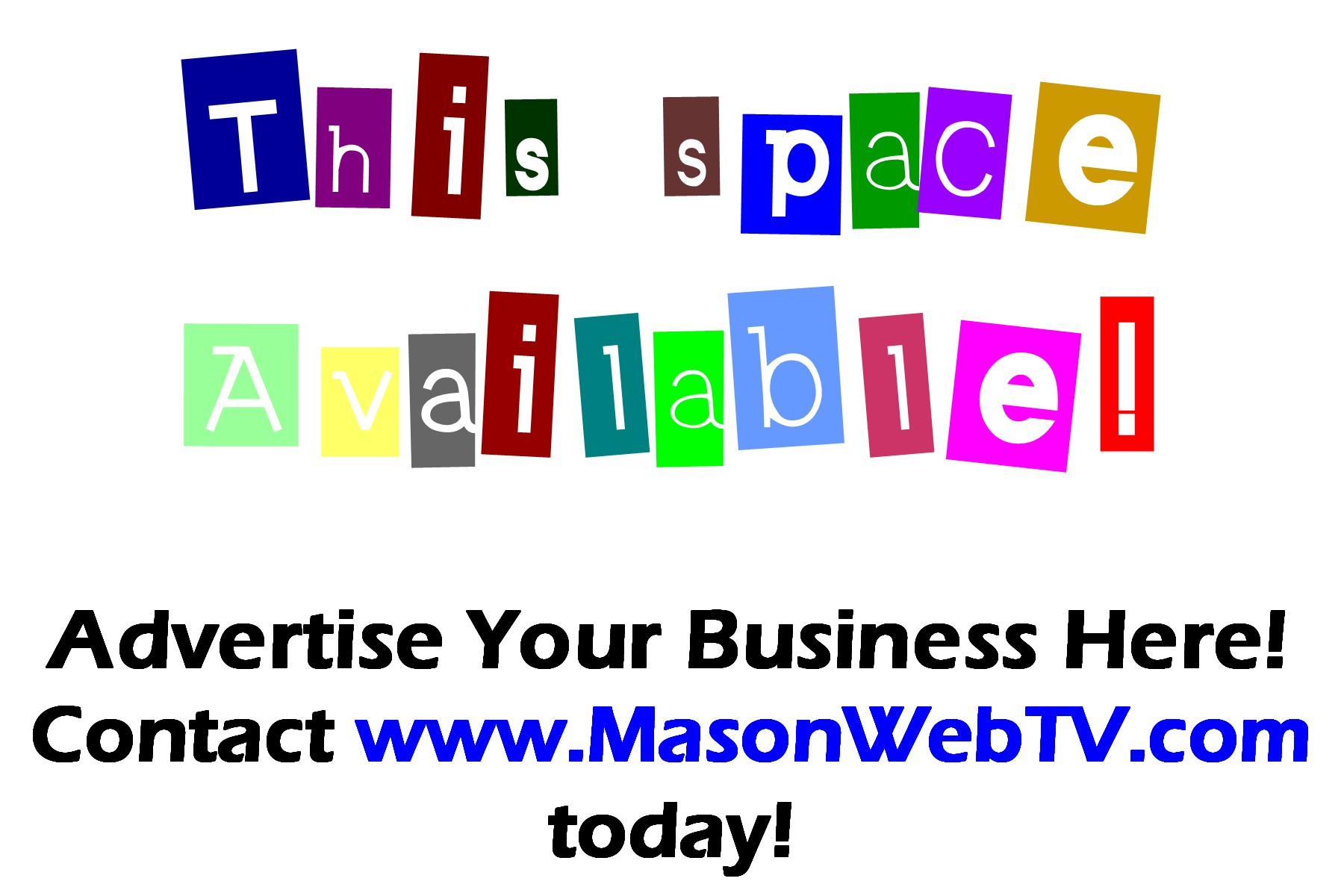 MWTV2 - advertise biz here