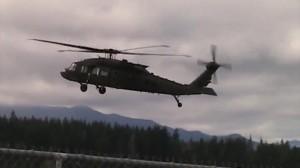 copter landing
