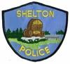 shelton Police patch