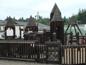 Kneeland park playground