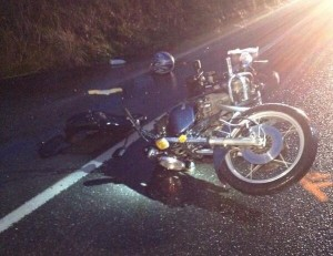 SR3 motorcycle crash121813