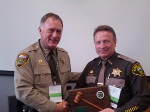 Sheriffs Dana & Salisbury