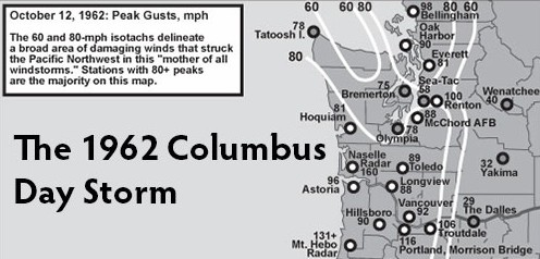 Image result for columbus day storm in portland oregon
