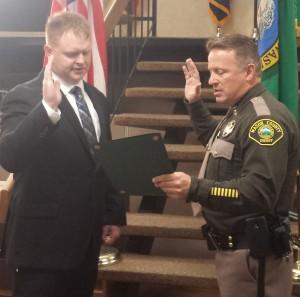 New Dep Edward Brock w Sheriff