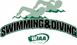 wiaa state swim logo