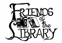 friends of library logo