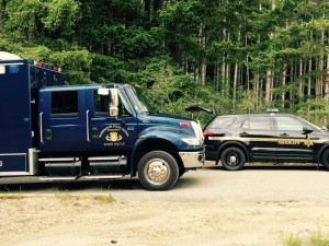 NMHS bomb threat vehicles 060315