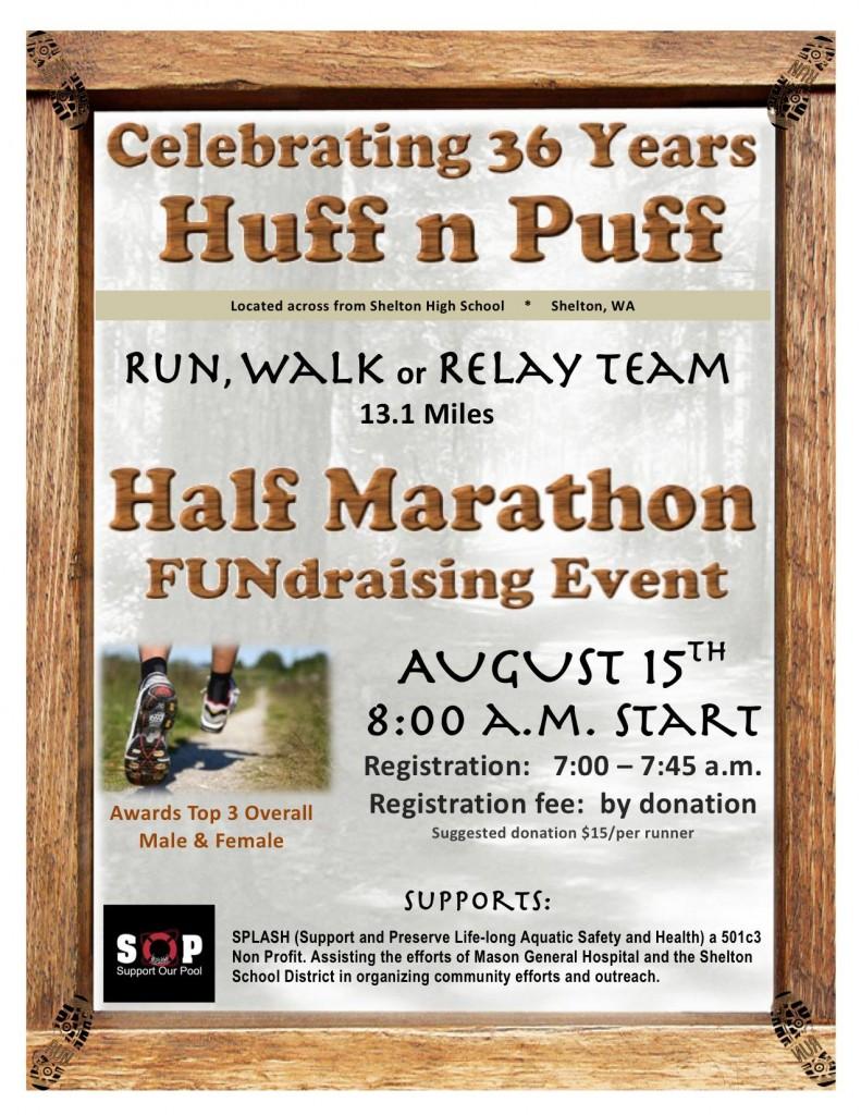 SPLASH half marathon