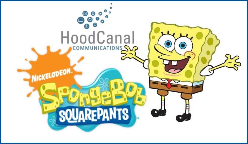 spongebob Nickelodeon HCC