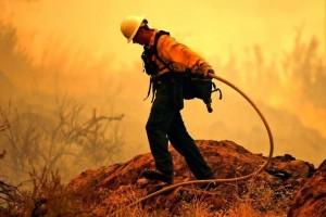 Okanogan fire