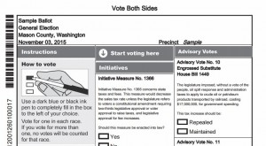 2015 gen elect sample ballot