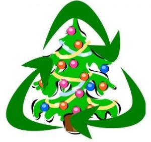 christmas tree disposal uk