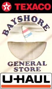 Bayshore Texaco & U-Haul banner