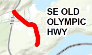 2016 chip seal old olympic hwy