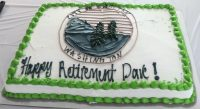 Dave O'leary cake