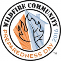 wildfire community preparedness day logo