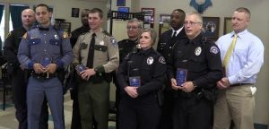 2016 kiwanis law enforcement awards