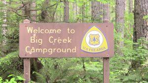 Big Creek Campground 1
