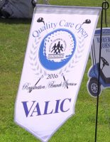 Quality Care Open ground flag