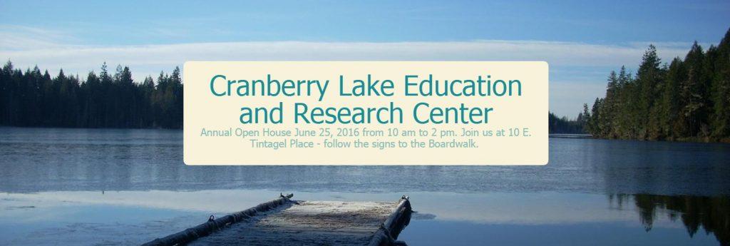 cranberry lake event