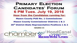 2016 primary election forum 2