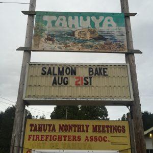 Tahuya Salmon Bake