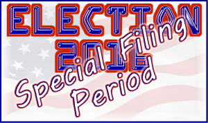 election 2016 speical filing