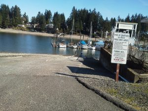 grapeview boat ramp