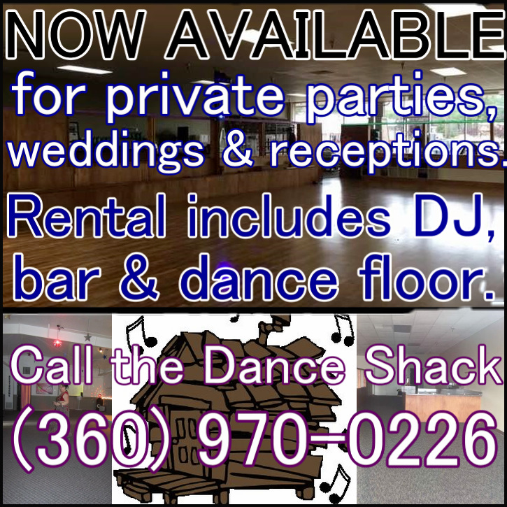 Dance Shack Rental