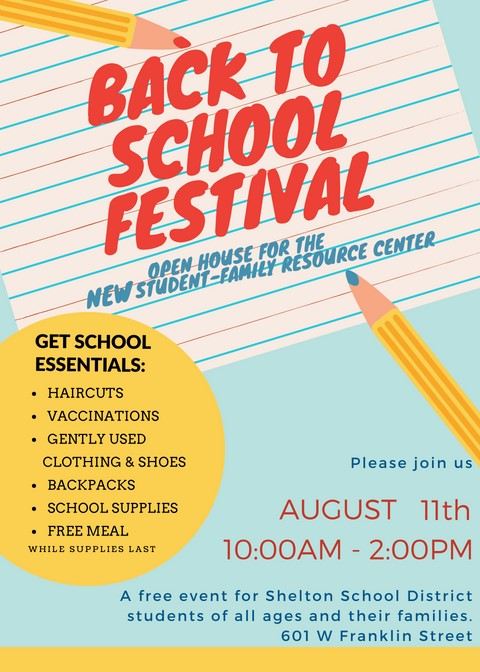 Back to School Festival for Students in Need | | MasonWebTV com