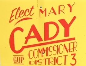 Mary Jo Cady