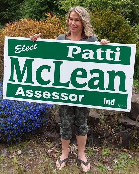 Patti McLean
